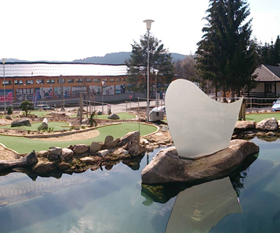 Fun Spot Lipno - adventure golf